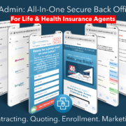 MyAdmin CRM for Life and Health Agents